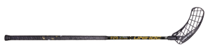 Floorball stav - Unihoc Epic TEXTREME Feather Light Curve 2.0º 29 Gold - Junior floorballstav (87-92 cm.)