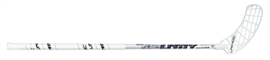 Floorballstav - UNIHOC Unity Top Light 29 - Hvid / Lilla